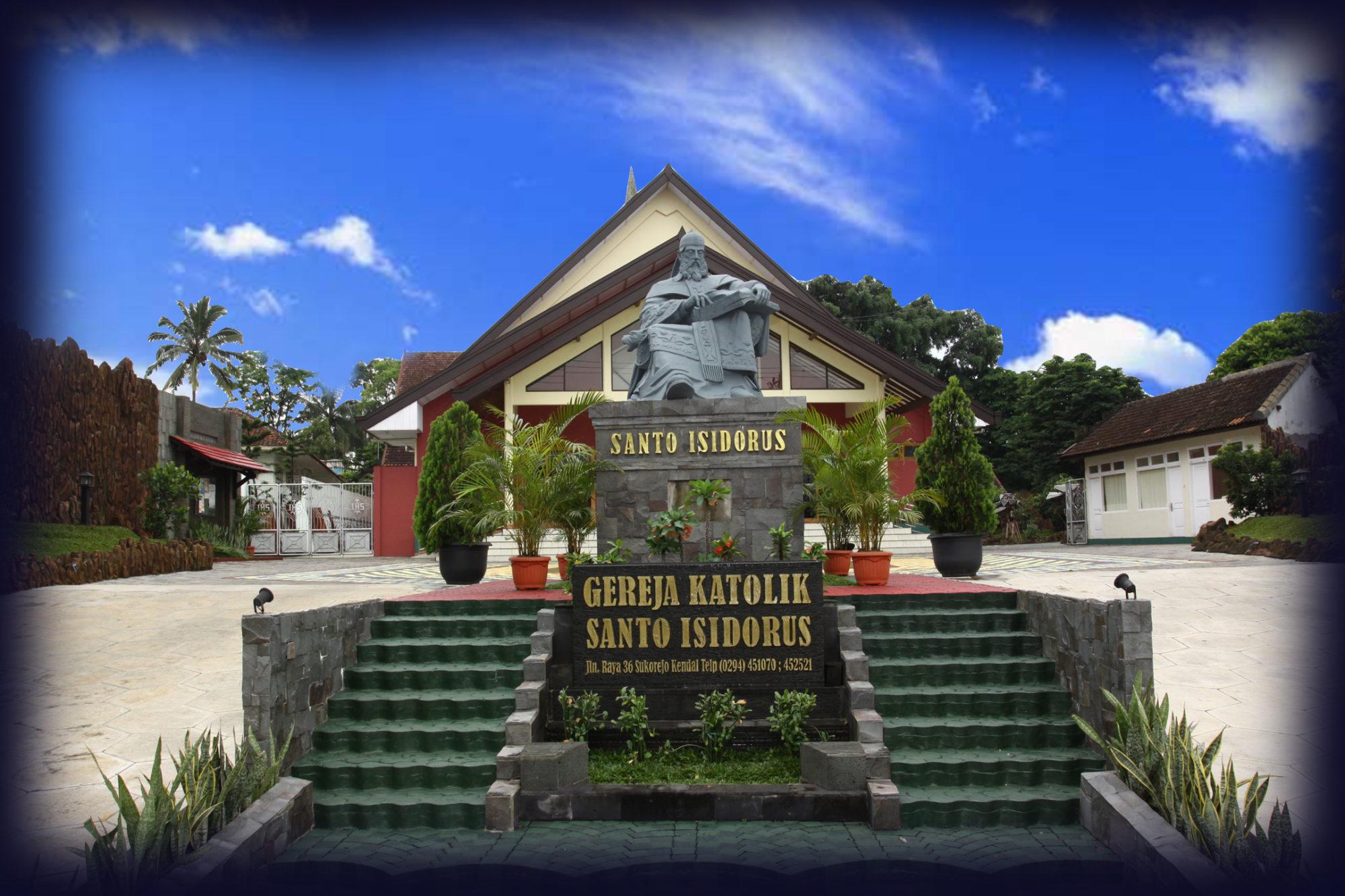 Gereja Katolik St.Isidorus Sukorejo